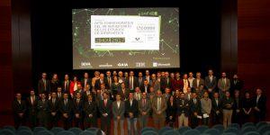 Gran éxito de la celebración del 40 aniversario de los estudios universitarios de Ingeniería Informática