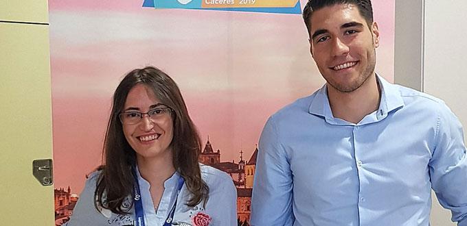 Alumnos premiados Escuela Superior de Ingeniería Informática de Albacete