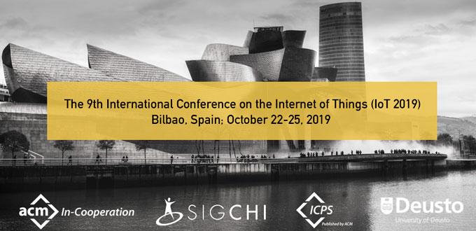 Universidad de Deusto Congreso Internacional Internet de las Cosas