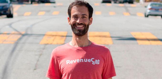 Miguel Carranza, CEO de RevenueCat (foto El Mundo)