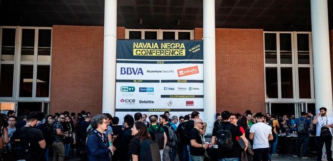 Navaja Negra Conference Albacete