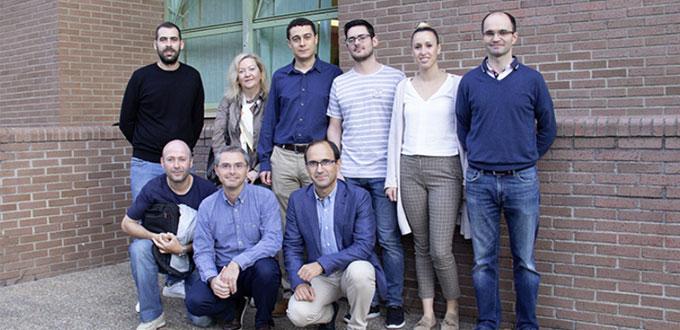 Equipo Universidad de Cantabria proyecto Flexired