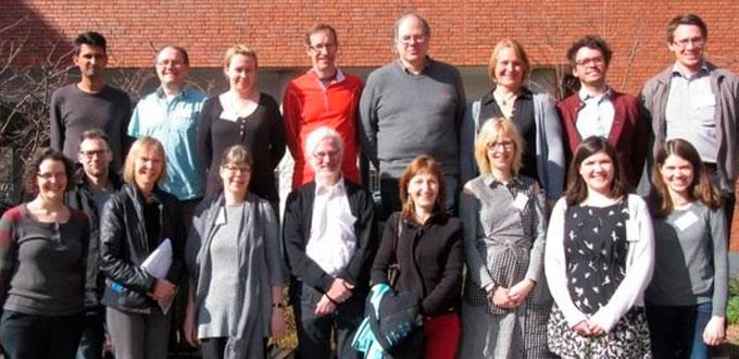 Universidad de Vigo - equipo estudio internacional sobre lombrices - revista Science - Foto: La Región