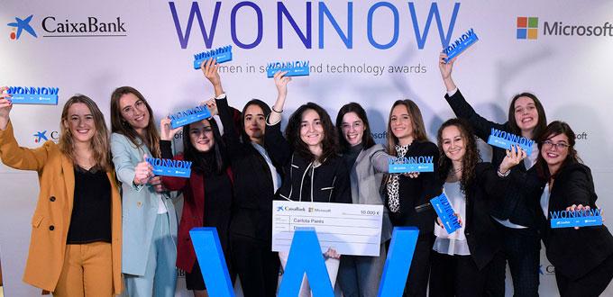 Wonnow-CaixaBank-Microsoft-Innovadores-La-Razon