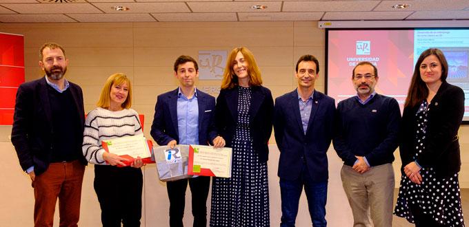 Universidad de La Rioja mejor TFG