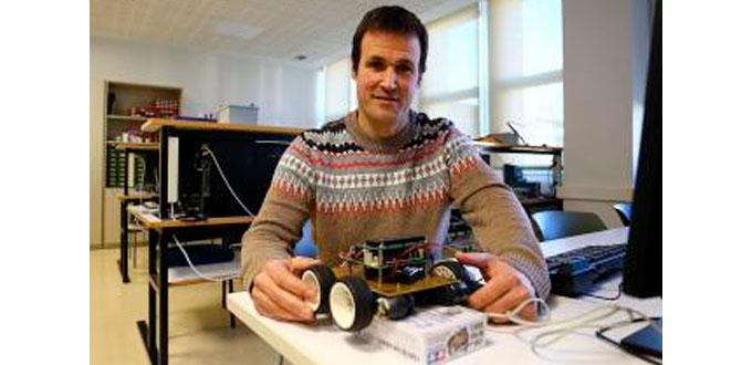 Alexander Mendiburu decano de la facultad de informática de UPV/EHU