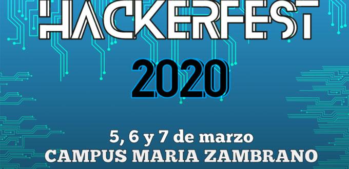 Cartel Hackerfest Segovia