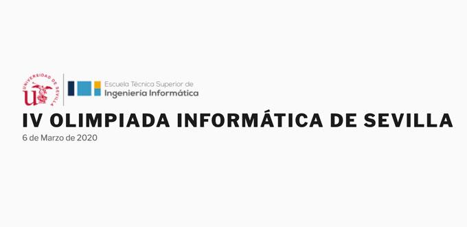 Olimpiada Informática de Sevilla