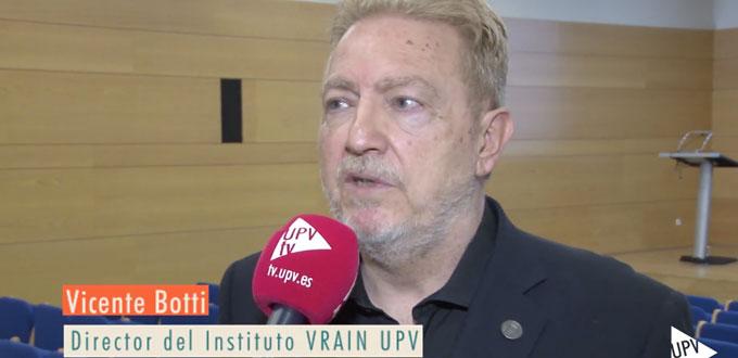 Vicent Botti VRAIN UPV