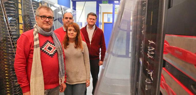 equipo de investigación bioinformática UMA Malaga Hoy