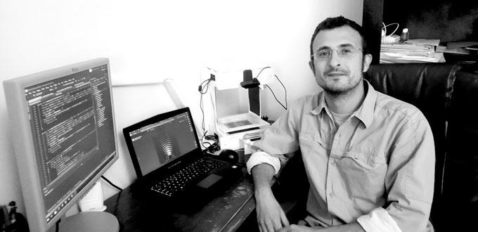 Diego Martínez - investigador Universidad de Sussex - la tribuna de albacete