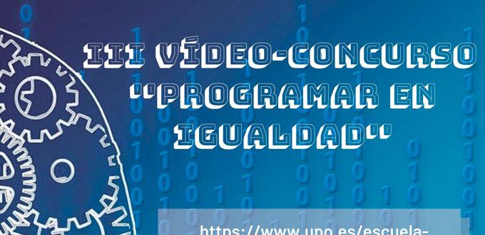 UPO video-concurso programar en igualdad